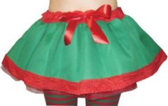 Elf / Santa's Helper Tutu